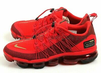 Nike Air Vapormax RN Utility CNY Chinese New Year Red Gold Run Shoes BQ7039-600