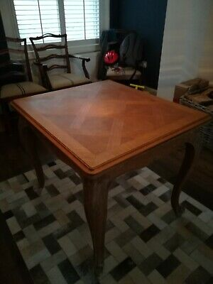French Antique / Vintage Extending Dining Table.