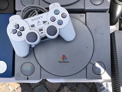 Console Playstation 1 - Ps1 Completa + Memory Card
