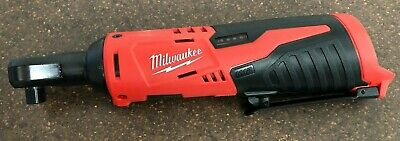 """Milwaukee 2457-20 M12 Cordless 3/8"""" Ratchet Tool Only Brand New"""