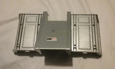 GI Joe Cobra Command Center Headquarters Replacement Motorpool Jail Parts