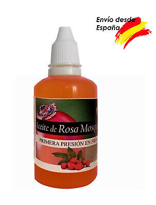 Aceite de Rosa Mosqueta virgen 60 ml. Virgin Rosehip oil 2 fl.oz