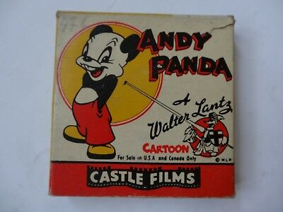 Andy Panda's Film 476 Goodbye Mr Moth A Walter Lantz Cartoon Castle 1947-1953