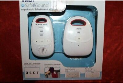Vtech Safe & Sound Digital Audio Baby Monitor BM1000