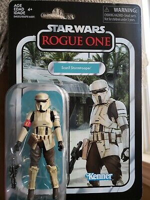 Star Wars Vintage Collection Scarif Stormtrooper TVC VC133 New in box