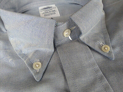NWOT Brooks Brothers White Supima Oxford Button Down Regent Fit Slim MSRP $140