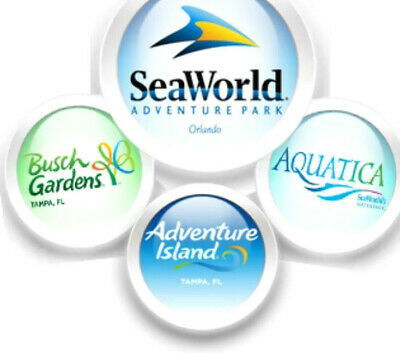 Seaworld Orlando Florida Parks 3-Day Ticket W/All Day Dine  Promo Discount Tool