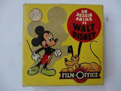 Walt Disney Mickey Chasse L'elan 8Mm The Mouse Hunt