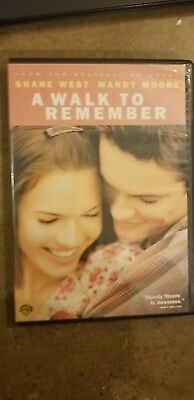 A Walk To Remember (DVD, 2007)-Mandy Moore & Shane West-**VERY GOOD CONDITION**