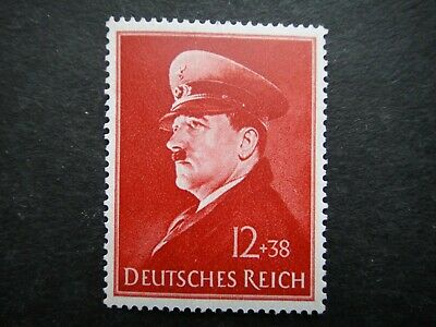 Germany Nazi 1941 STAMP MNH Adolf Hitler Third Reich Deutschland German