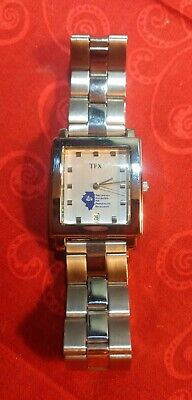 Men's Bulova TFX Quartz Stainless Steel Watch