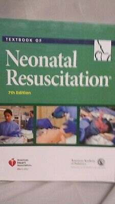 Textbook Of Neonatal Resuscitation 7th Edition, Paperback