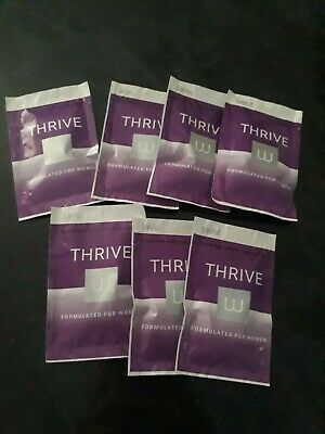 Le-vel Thrive 7 Day Supply of Amazing Lifestyle Thrive Capsules