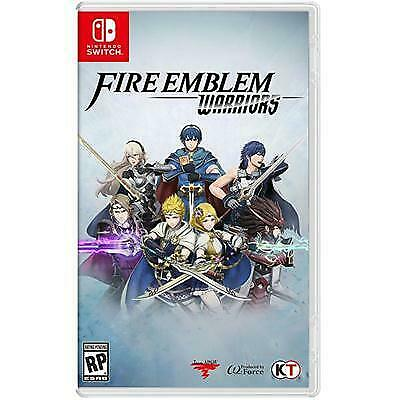 Nintendo Fire Emblem Warriors - Role Playing Game - Nintendo Switch