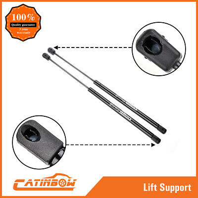 Qty (2) Rear Window Lift Supports Shock Strut Springs For Jeep Liberty 2002-2007