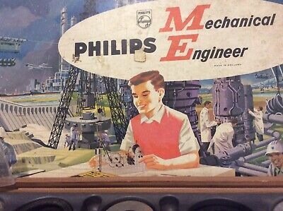 Vintage (1966) Phillips Home Electronic Kit.
