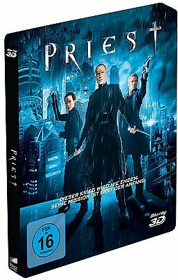 Priest (Limited Steelbook Edition) [Blu-ray + Blu-ray 3D]  / Out of Print