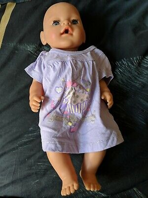 Zarp Baby born doll. 40 cm tall. In very good condition.