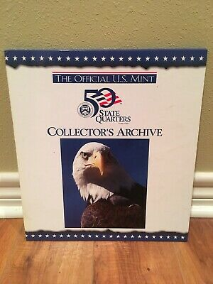 1999-2008 50 State Quarter Complete Collection Set Official U.S. Mint