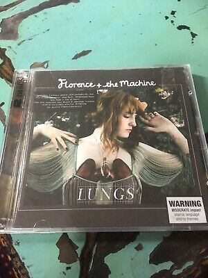 Florence + The Machine Lungs Special 2 Cd Version
