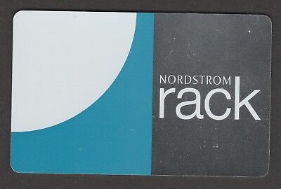 Nordstrom No Value Collectible Gift Card Mint 19 White Blue