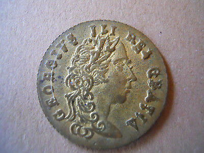 1797 George 1V Game token Coin