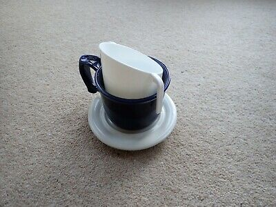 Mobility Drinking cup & Saucer aid- Makes drinking easier