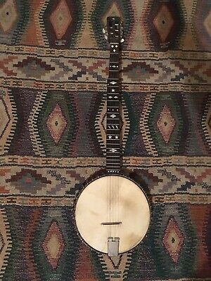 Crosby Peerless Banjo UK Made (circa 1870)