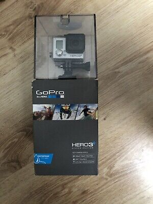 GoPro Plus Silver Edition + 32 Gb SD-Card