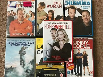 DVD Bundle, Mostly Comedy, One End Of The World - 7 Movies