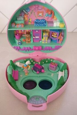 Vintage Polly Pocket Party Stamper