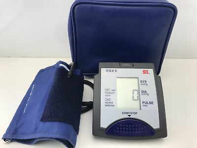 Speidal & Keller OSZ5 Blood Pressure Monitor, Upper Arm Cuff and Zipper Case