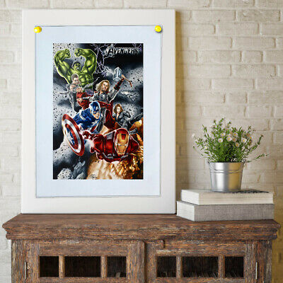 Marvel Avengers HD Canvas prints Painting Home Decor Picture Room Wall art 1215
