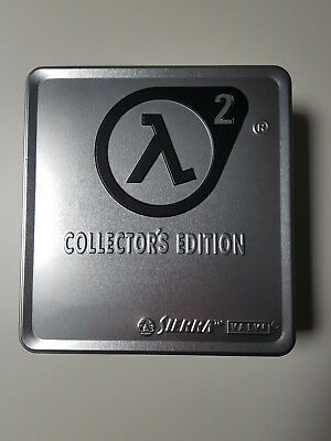 Half Life 2 Collectors Edition PC (Ohne Spiel) Limited Special, T-Shirt