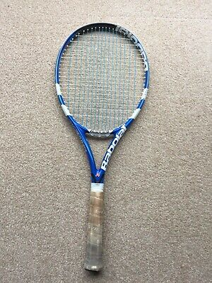 Babolat Pure Drive Lite Tennis Racket 3:4 3/8 with case ideal for lady/teen vgc