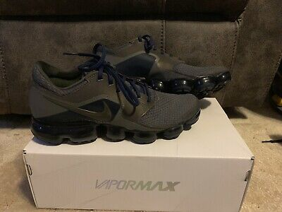 Nike Air Vapormax R Men's Shoes Size 8 Midnight Fog Color Running