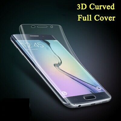For Samsung Galaxy S9 Plus 5D Curved TPU Glass LCD Screen Protector