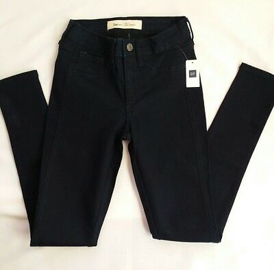 4609091a2b123 Gap 1969 Women's Stretch Easy Legging Jeans Size:24 R New With Tags!