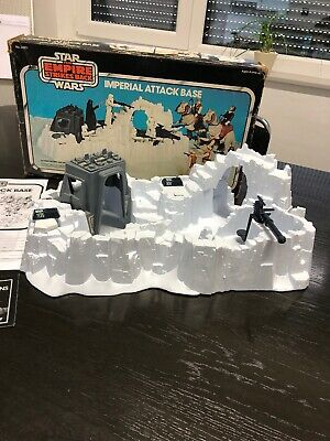 Star Wars Imperial Attack Base 1983