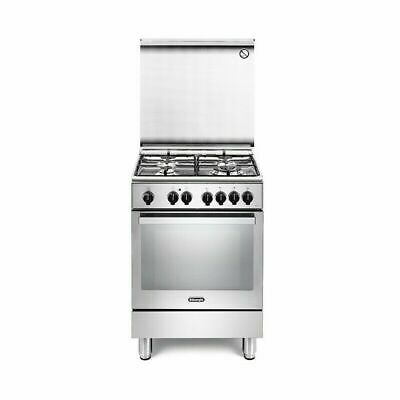 DeLonghi PEMX 64 cucina Freestanding cooker Stainless steel Gas A 90X85CM