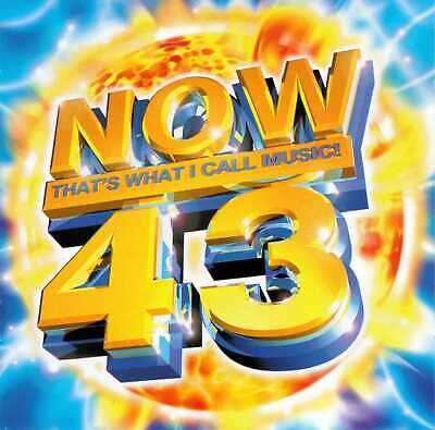 Various Artists : Now That's What I Call Music! Vol 43 (1999) 2 x CD Album