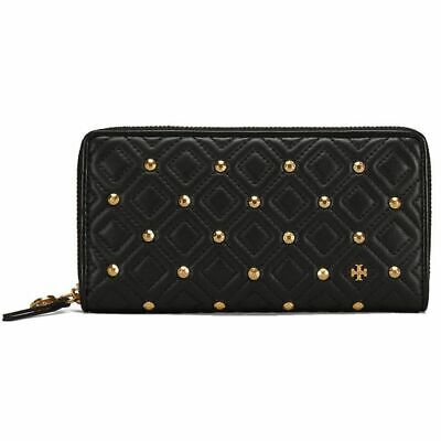 d4ad8bf3e148 NWT TORY BURCH Fleming Zip Snake Continental Wallet- Hibiscus Flower ...