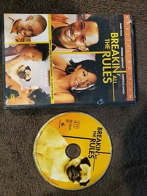 Breakin' All the Rules (DVD, 2004, Special Edition) B1