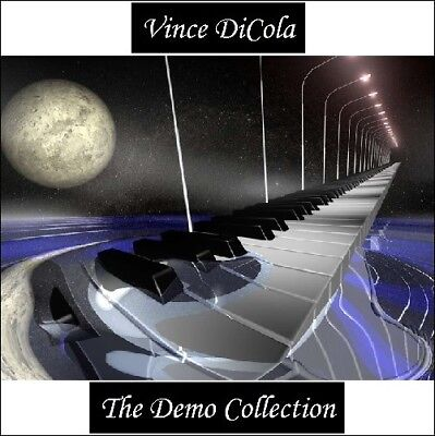 VINCE DICOLA @DEMOS CD Rocky IV,Transformers,Staying Alive Soundtrack,Botcon AOR