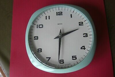 Rare Smiths Wall Clock (Working)