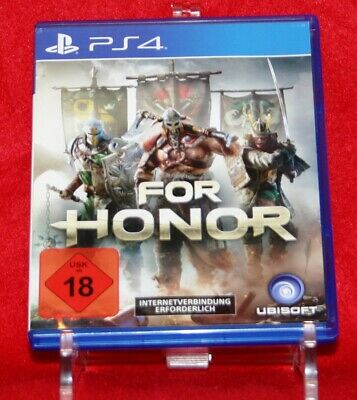 For Honor PS4 Playstation 4 Spiele Sammlung Paket Lot Konvolut