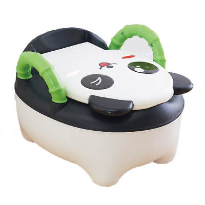 QIANGUANG® Children's Toilet Seat Baby Toddler Trainer Potty Toilet Seat Black