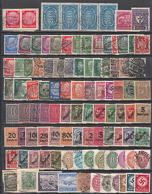 Germany - 284 stamp collection
