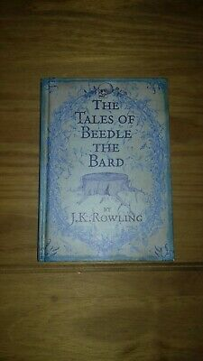 Hardback Book (The Tales Of Beedle Of The Bard) By J.k.rowling