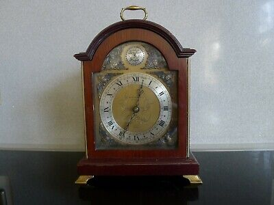 ELLIOTT  TEMPUS FUGIT  BRACKET/MANTEL   CLOCK BY GARRARD &Co REGENTS ST LONDON